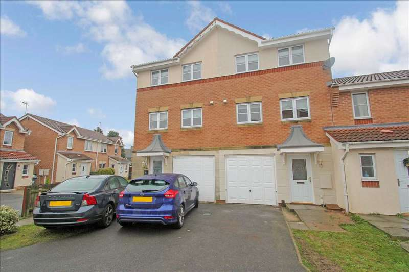 3 Bedrooms Terraced House for sale in Hadrians Road, Bracebridge Heath, Lincoln