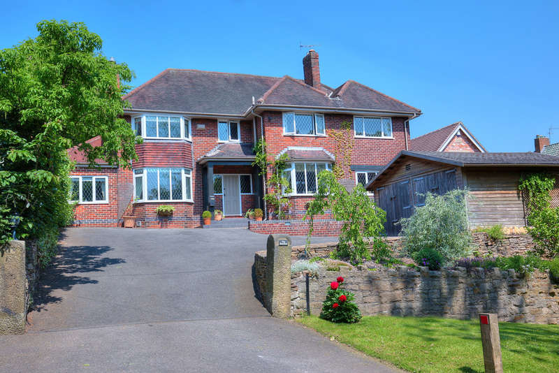 5 Bedrooms Detached House for sale in The Beeches, 62 Whirlow Lane, Whirlow, S11 9QF