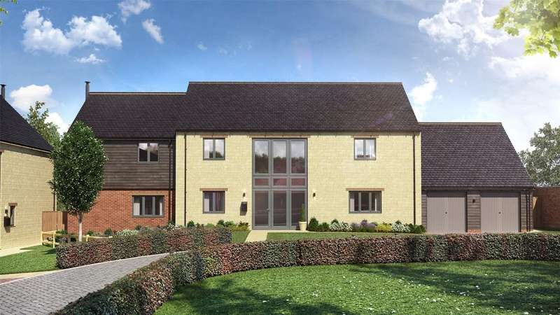 4 Bedrooms Detached House for sale in Spring Lane, Great Horwood