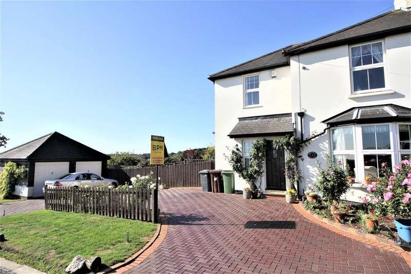 3 Bedrooms Semi Detached House for sale in Wagon Road, Hadley Wood