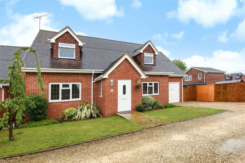 4 Bedrooms Detached House for sale in Watmore Lane, Winnersh, Berkshire, RG41