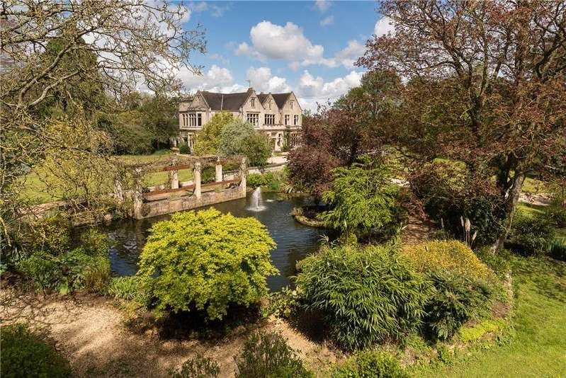 6 Bedrooms Detached House for sale in Elms Cross, Bradford-on-Avon, Wiltshire, BA15