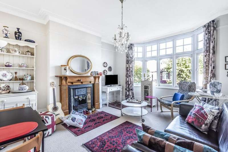 2 Bedrooms Flat for sale in Oakfield Road, Southgate