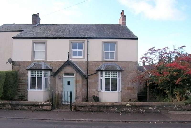 3 Bedrooms Semi Detached House for sale in 2 Penton House Lodge, Penton, Carlisle, CA6 5QU