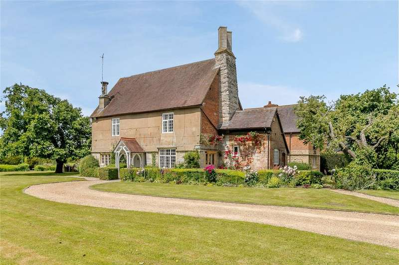 5 Bedrooms Detached House for sale in Long Marston, Stratford-upon-Avon, Warwickshire