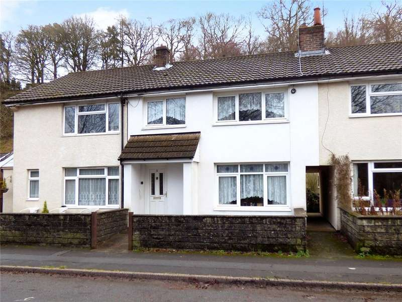 3 Bedrooms Terraced House for sale in Tan Y Deri, Llangammarch Wells, Powys