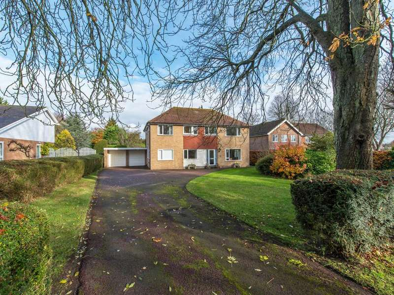 4 Bedrooms Detached House for sale in WEST PURLEY