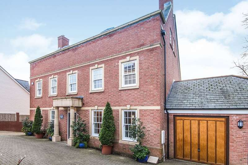 5 Bedrooms Detached House for sale in West Park Road, Sidmouth, EX10