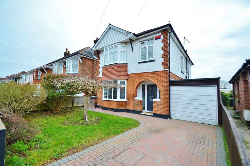 5 Bedrooms Detached House for sale in Northbourne