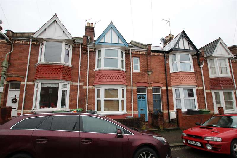 4 Bedrooms Terraced House for sale in East Grove Road, St Leonards, Exeter