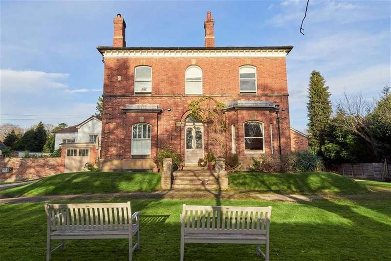 4 Bedrooms Detached House for sale in Holly Road South, Wilmslow