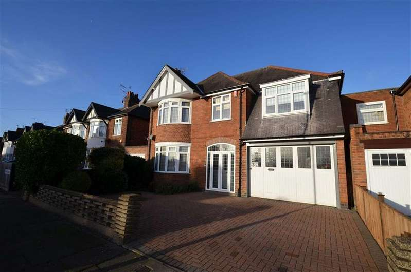 5 Bedrooms Detached House for sale in Alvaston Road, Rowley Fields