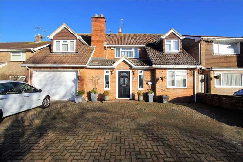4 Bedrooms Detached House for sale in Merlin Way, Covingham, Swindon, SN3