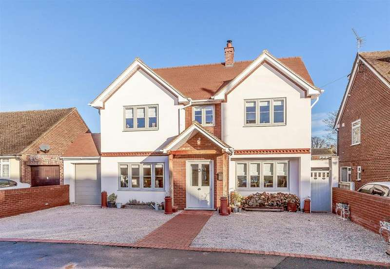 4 Bedrooms Detached House for sale in Park Drive, Ingatestone