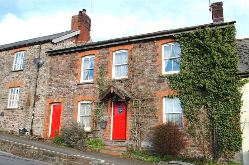 4 Bedrooms Terraced House for sale in East Street, North Molton