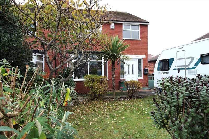 3 Bedrooms Semi Detached House for sale in Warwick Road, Lytham St. Annes, Lancashire, FY8