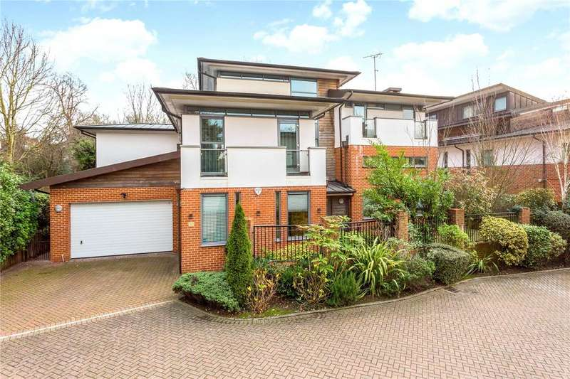 5 Bedrooms Detached House for sale in Paddock Way, Putney, London, SW15