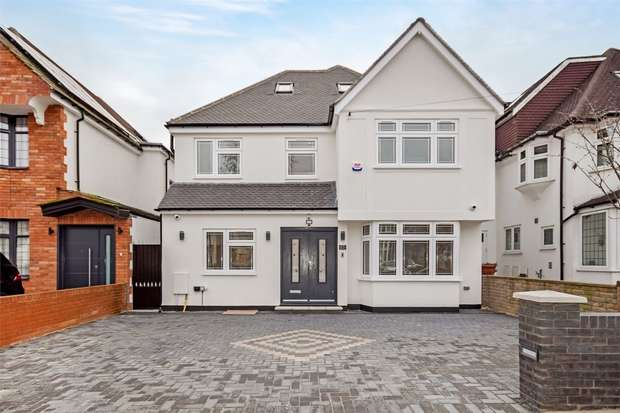 6 Bedrooms Detached House for sale in Pebworth Road, HARROW, Middlesex