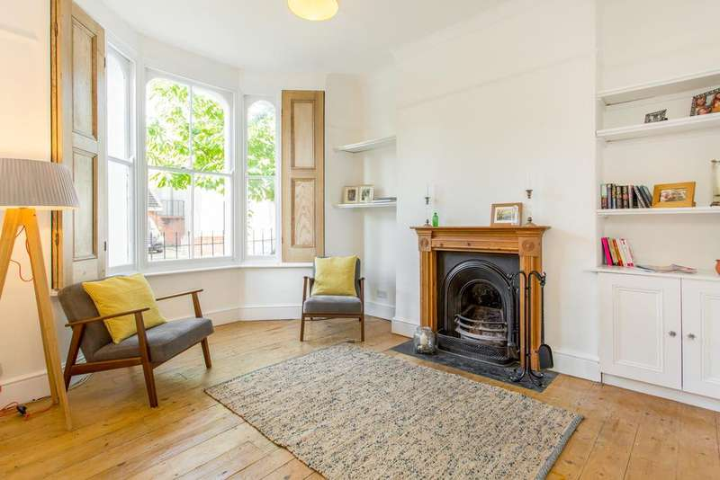 2 Bedrooms Flat for sale in Athelstane Grove, E3
