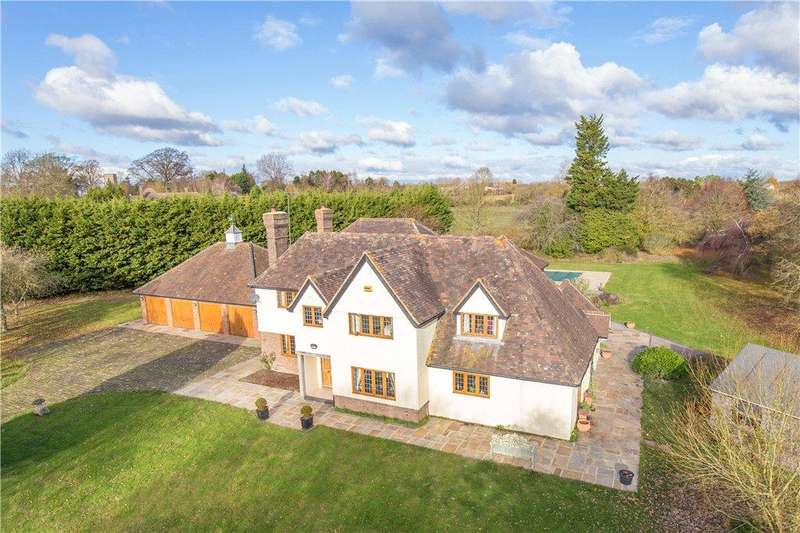 7 Bedrooms Detached House for sale in Marston Road, Granborough, Buckinghamshire