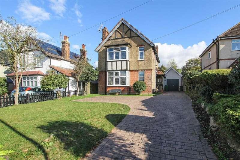 4 Bedrooms Detached House for sale in Doddinghurst Road, Brentwood