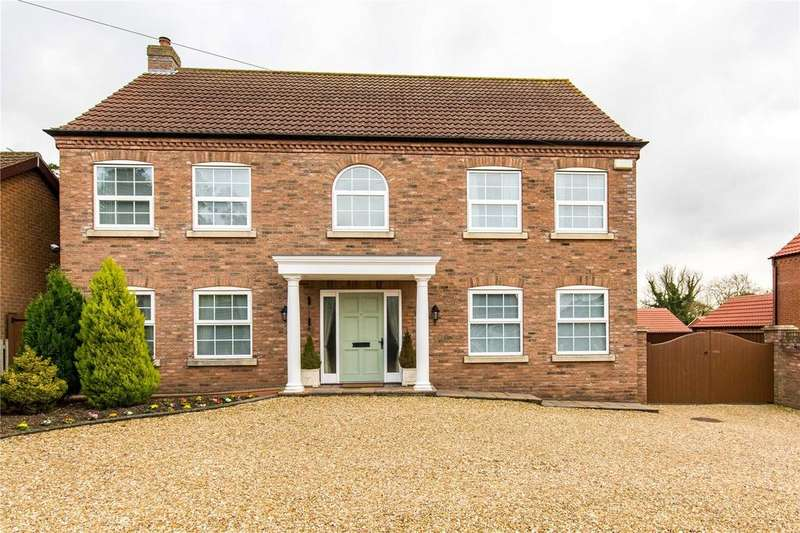 6 Bedrooms Detached House for sale in Front Street, Grasby, Lincolnshire, DN38