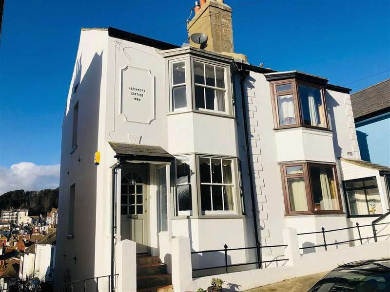 2 Bedrooms End Of Terrace House for sale in Tackleway, Hastings