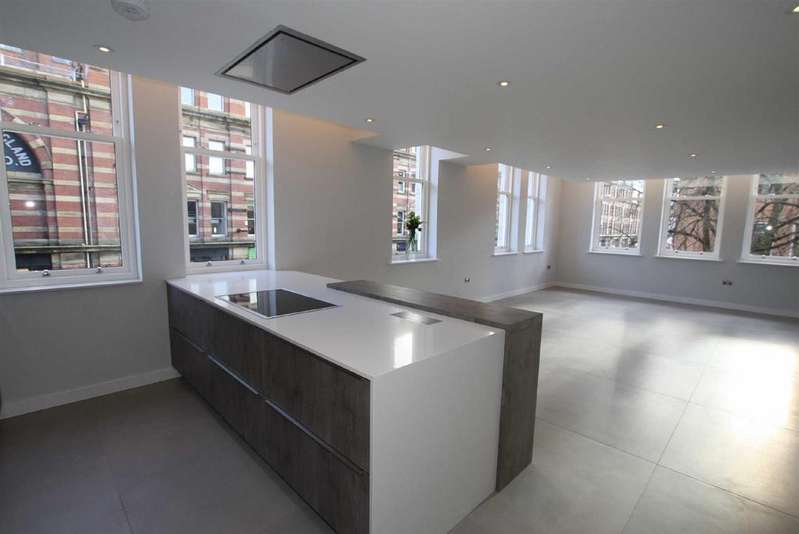 3 Bedrooms Apartment Flat for sale in The Residence, St John Street, Manchester