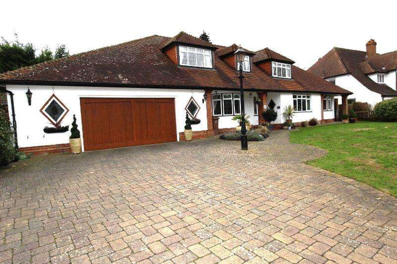 4 Bedrooms Bungalow for sale in Chiltern Road, South Sutton