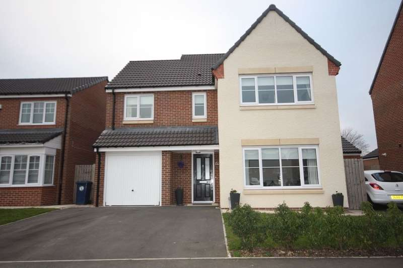 4 Bedrooms Detached House for sale in Foundry Way, Guisborough, TS14