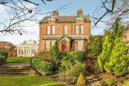 8 Bedrooms Detached House for sale in Osbert Road, Liverpool, Merseyside, L23