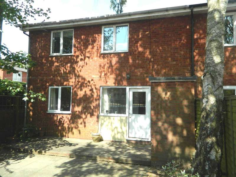 2 Bedrooms Terraced House for sale in Snowberry Gardens, Birchwood