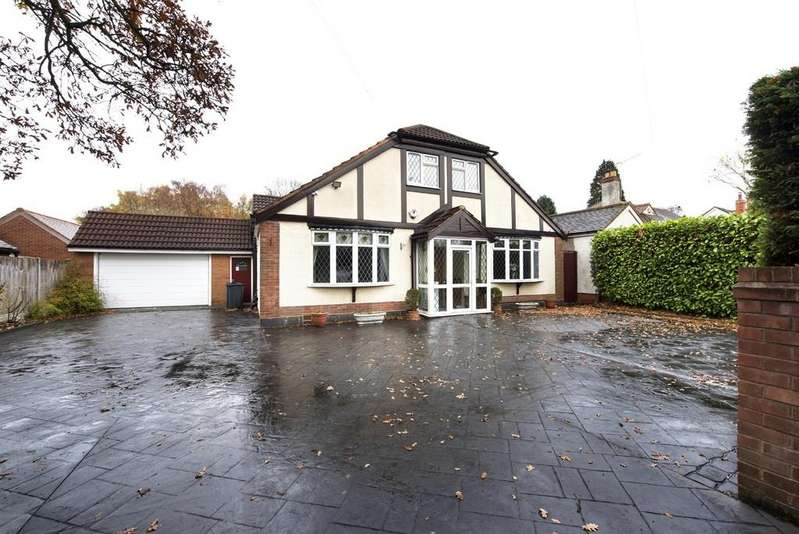 5 Bedrooms Detached House for sale in Penns Lane, Sutton Coldfield