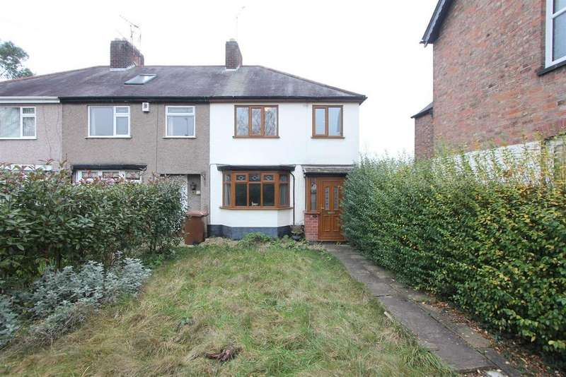 3 Bedrooms Semi Detached House for sale in Church Street, Burbage, Hinckley