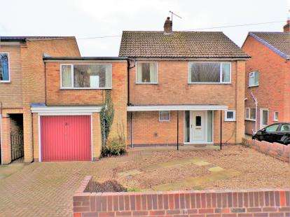 4 Bedrooms Detached House for sale in Narborough Road, Huncote, Leicestershire