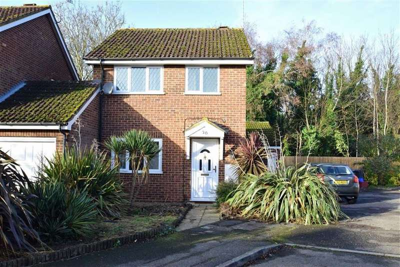 3 Bedrooms Link Detached House for sale in The Willows, Caversham, Reading