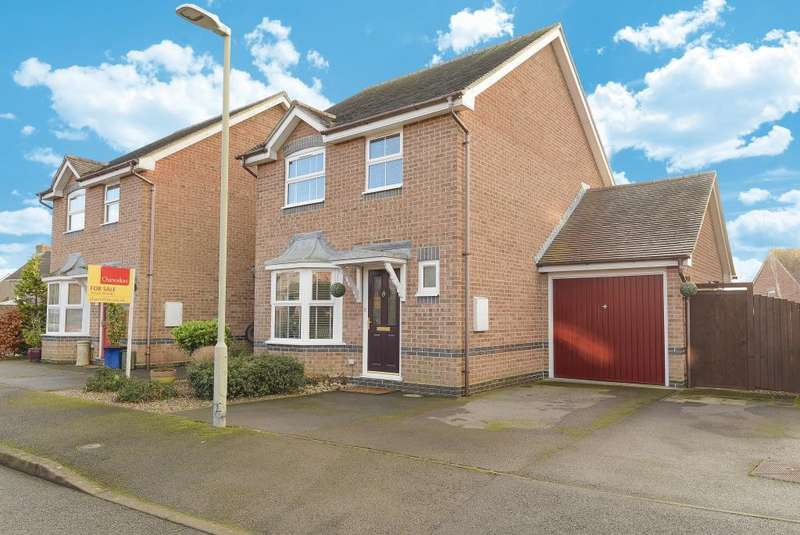 3 Bedrooms House for sale in Poppy Drive, Thatcham, West Berkshire, RG18