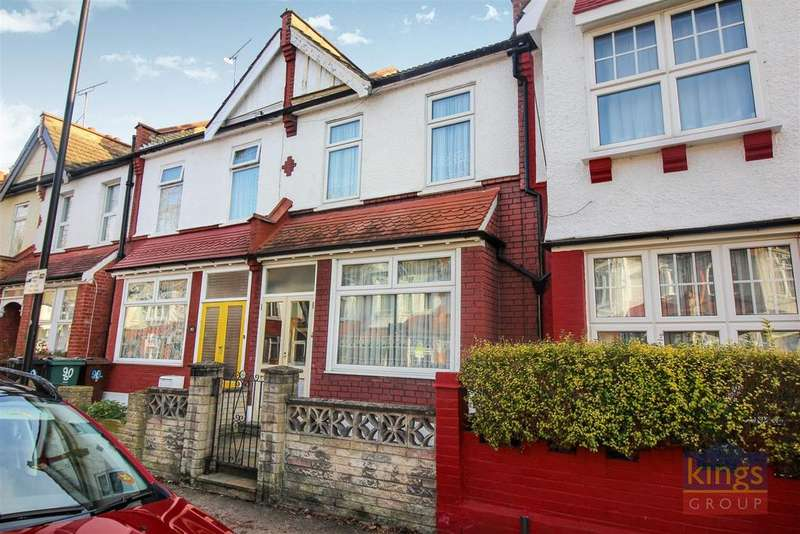 3 Bedrooms Terraced House for sale in Aveling Park Road, London