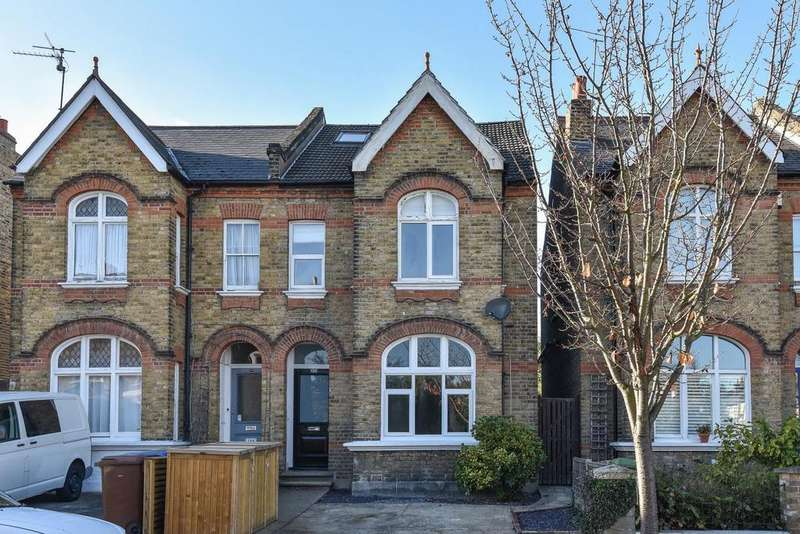 5 Bedrooms Semi Detached House for sale in Upland Road, East Dulwich