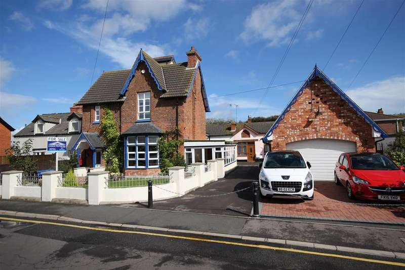 4 Bedrooms Semi Detached House for sale in Admiralty Road, Mablethorpe