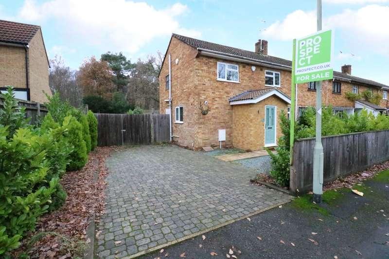 3 Bedrooms End Of Terrace House for sale in Kingsbridge Cottage, Nine Mile Ride, Wokingham, Berkshire, RG40