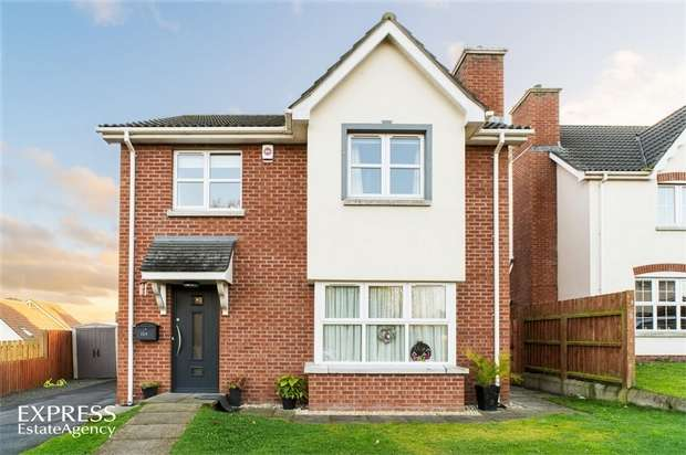 4 Bedrooms Detached House for sale in Kernan Hill Manor, Portadown, Craigavon, County Armagh
