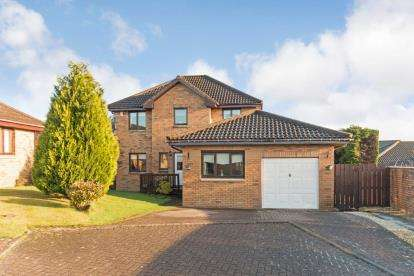 5 Bedrooms Detached House for sale in Turnhill Drive, Erskine