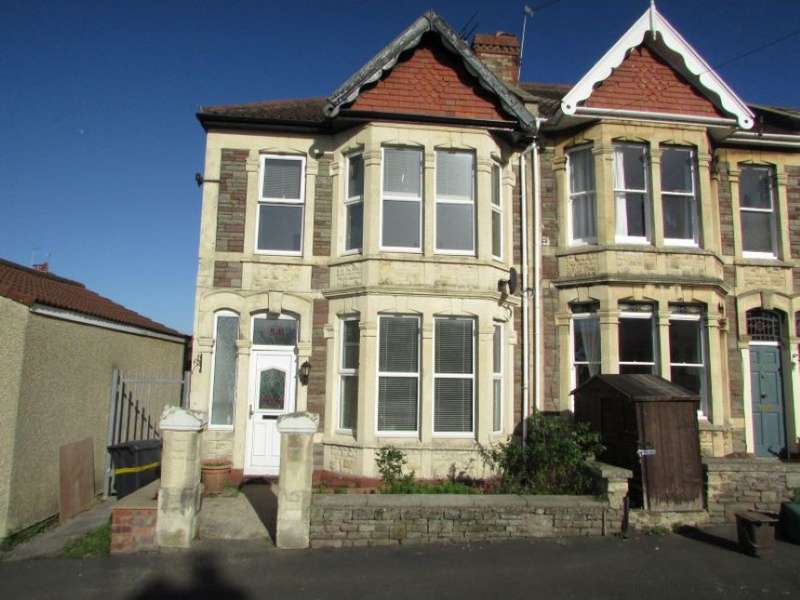 3 Bedrooms End Of Terrace House for sale in 54 Elmgrove Road Fishponds, Bristol, Avon