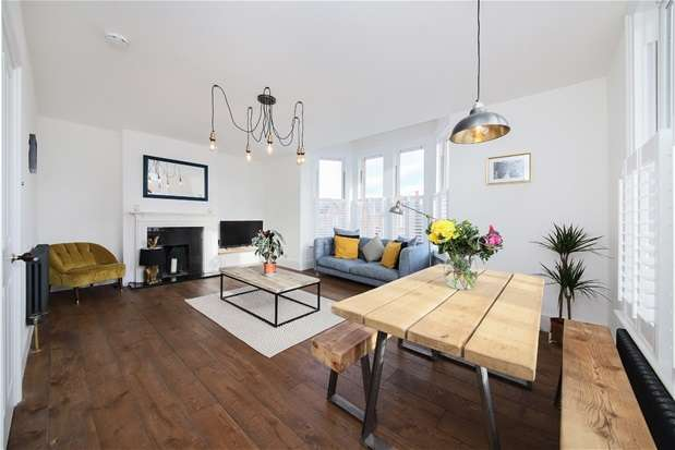 4 Bedrooms Flat for sale in Rosendale Road, Dulwich