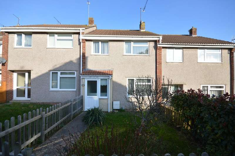 3 Bedrooms Terraced House for sale in Glebe Walk, Keynsham, BS31