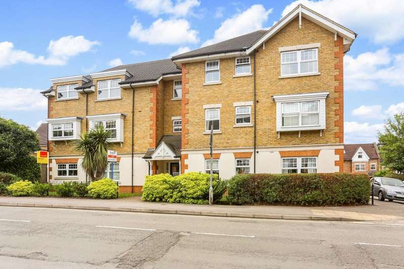 2 Bedrooms Apartment Flat for sale in Fernbank Road, Ascot