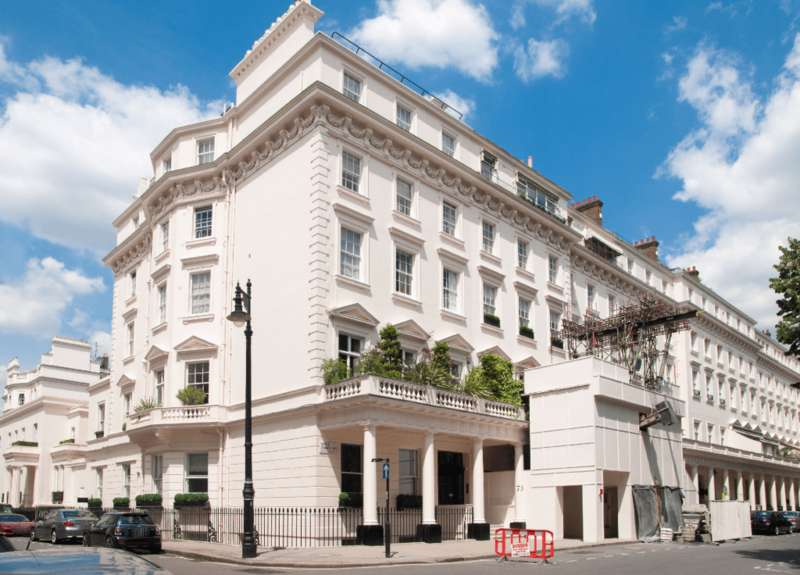3 Bedrooms Flat for sale in Eaton Square, Belgravia, SW1