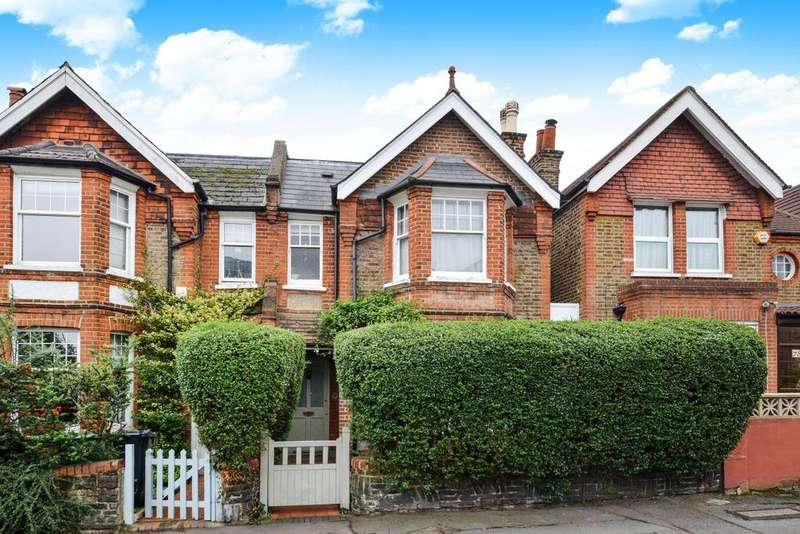 4 Bedrooms Semi Detached House for sale in St. Julians Farm Road, West Norwood