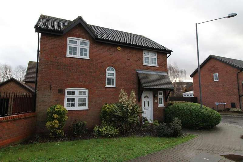 4 Bedrooms Detached House for sale in Sycamore Way, South Ockendon, Essex, RM15